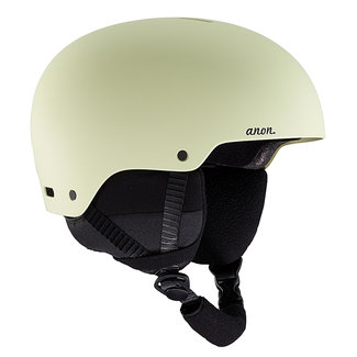 Anon Greta 3 Snowboard Helm Seafoam