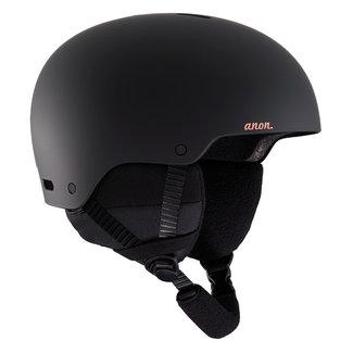 Anon Greta 3 Snowboard Helm True Black