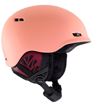 Anon Griffon Snowboard Helm Coral