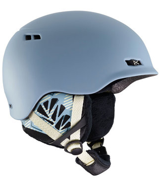 Anon Griffon Snowboard Helm Slate