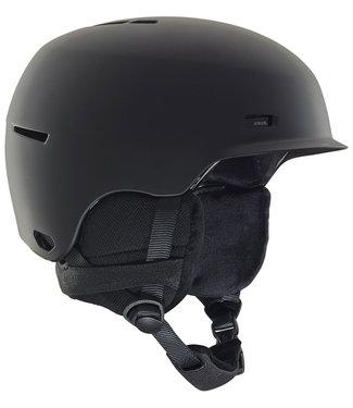 Anon Highwire Snowboard Helm Black 2019
