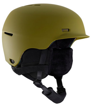 Anon Highwire Snowboard Helm Camo