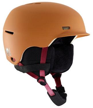 Anon Highwire Snowboard Helm Doa Orange