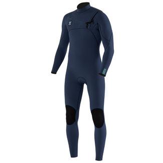 Vissla Seven Seas 4-3 Full Chest Zip Wetsuit STB