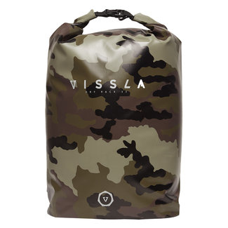 Vissla 7 Seas Dry Pack 35L Backpack CAM