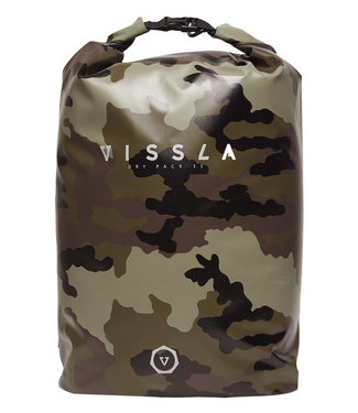Vissla 7 Seas Dry Pack 35L Backpack CAM