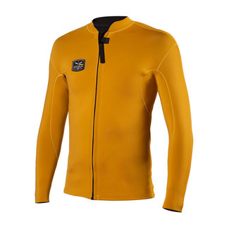 Vissla 2Mm Solid Sets Front Zip Lycra GHR