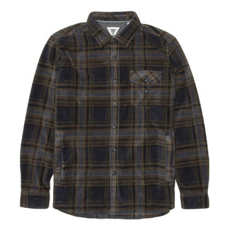 Vissla Delay Shirt Jacket BLK