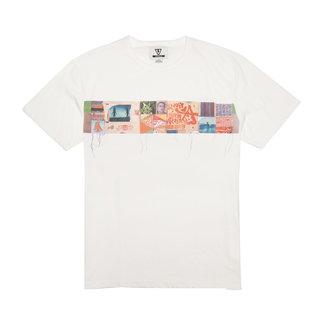 Vissla Quiltage T-shirt WHT