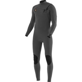 Vissla Seven Seas 3-2 Full Chest Zip Wetsuit CHR
