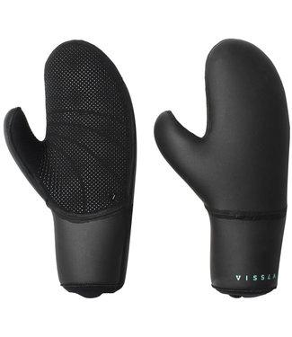 Vissla Seven Seas 7MM Mitten Glove BLK