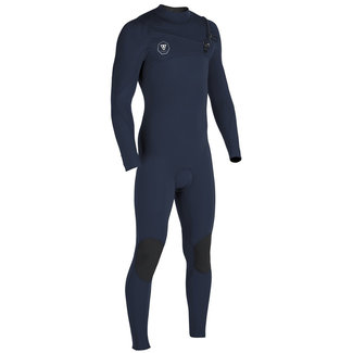 Vissla Seven Seas 4-3 Full Chest Zip Wetsuit MID