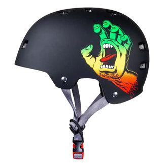 Bullet x Santa Cruz Screaming Hand Helm Rasta