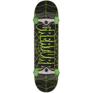 "Creature Logo Web 7.25"" Complete Skateboard"