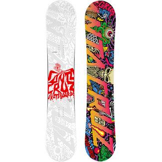 Santa Cruz Grimm Universe White Snowboard