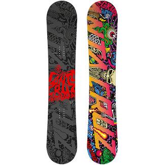 Santa Cruz Grimm Universe Black Snowboard
