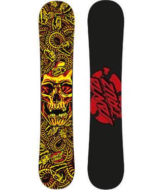 Santa Cruz Medussa Gold Snowboard