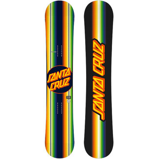 Santa Cruz Powerlyte Jorongo Dot 18/19 Snowboard