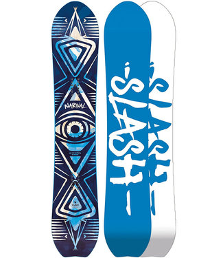Slash Straight Narwal 17/18 Snowboard