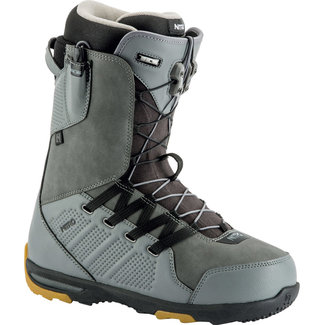 Nitro Thunder TLS Snowboard Boots Charcoal