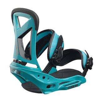Burton Custom Est Teal Snowboard Binding