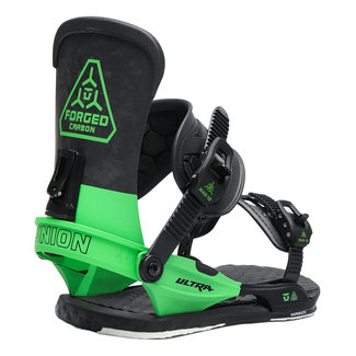 UNION Ultra Snowboard Binding Green