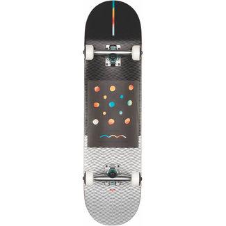 Globe G1 Nine Dot Four 8.0 Skateboard Complete Black/ White