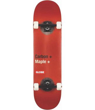 Globe G3 Bar 8.25 Skateboard Complete Impact/ Red