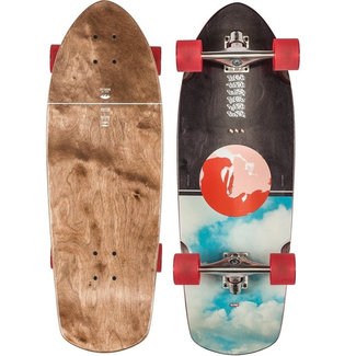 Globe Stubby Surfskate 30 Cruiser Complete On-Shore Closeout