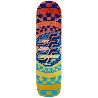 Santa Cruz Check OGSC 8.125 Skateboard Deck