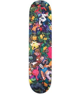 Santa Cruz TMNT Toys Everslick 8.0 Skateboard Deck
