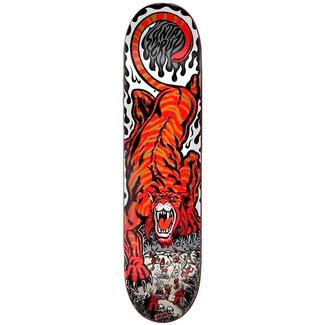 Santa Cruz Salba Tiger Pop 8.0 Skateboard Deck