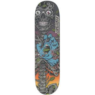 Santa Cruz Crew Everslick 8 Skateboard Deck
