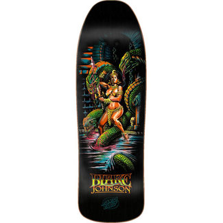 Santa Cruz Johnson Warrior Preissue 9.35 Skateboard Deck
