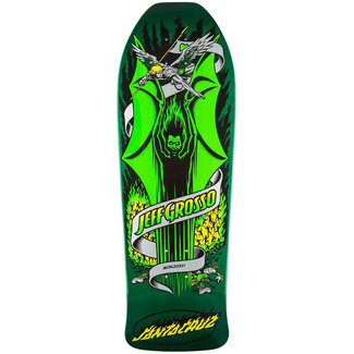 Santa Cruz Grosso Demon Reissue 10.0 Skateboard Deck