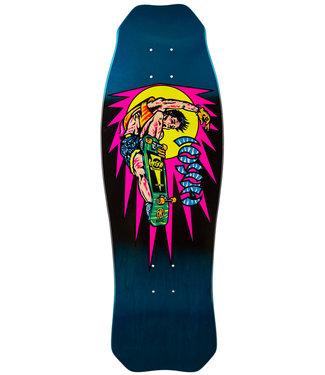 Santa Cruz Hosoi Rocket Air Mini Reissue 10.0 Skateboard Deck