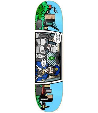 Jart XDXDXD HC CFK 8.25 Skateboard Deck