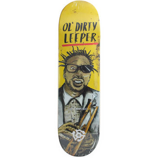 Stereo Skateboards Leeper Ol Dirty 8.3 Skateboard Deck