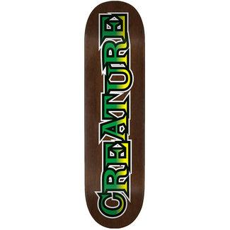 Creature Long Logo MD 8.25 Skateboard Deck