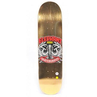 Elephant Brand Logo Popsicle Gold 8.0 Skateboard Deck