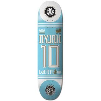 Element Blazed Nyjah 8.0 Skateboard Deck