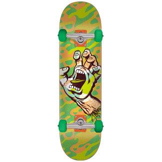 Santa Cruz Primary Hand Green 8.0 Complete Skateboard