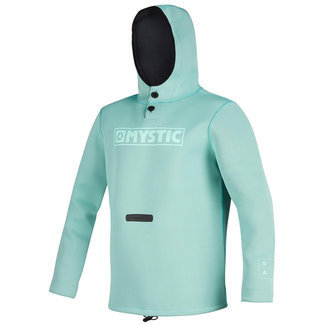 Mystic Star Sweat 2mm Technical Top Mist Mint