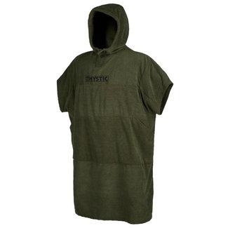 Mystic Poncho Brave Green