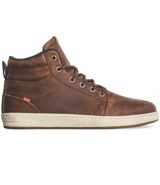 Globe GS Boot Brown Leather Shoes