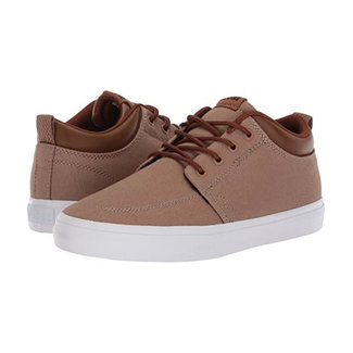 Globe Kids GS Chukka Woodsmoke Brown Skate Shoes