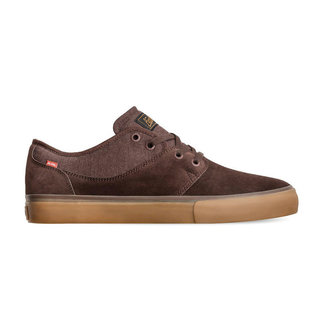 Globe Mahalo Dark Brown/Gum Skate Shoes
