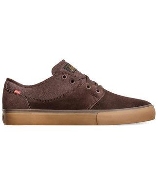 Globe Mahalo Dark Brown/Gum Skate Shoes