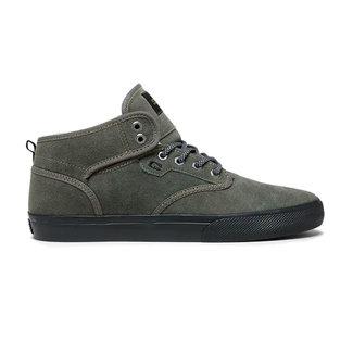 Globe Motley Mid Dusty Olive/Black Winter Shoes