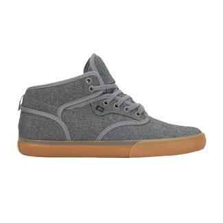 Globe Motley Mid Grey Tweed/Gum Shoes